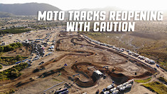 Moto Tracks Reopening With Caution