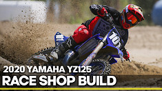 Race Shop Build: 2020 Pro Circuit Yamaha YZ125