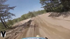 Onboard: Fredrik Norén - Training at Club MX