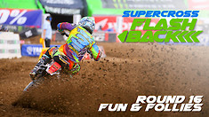 Supercross Flashback: Round 16 Fun & Follies