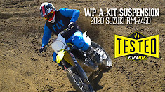 WP A-Kit Suspension | 2020 Suzuki RM-Z450