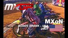 FIM Motocross des Nations History | MXdN 2007 (Budds Creek, USA)