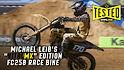 Tested: Michael Leib's Vital MX FC250 Race Bike