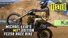 Tested: Michael Leib's Vital MX FC250 Race Bike