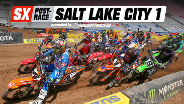Supercross Post-Race: Salt Lake City 1