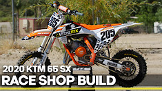 Race Shop Build: 2020 KTM 65 SX