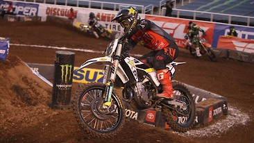 Salt Lake City 2 Supercross - 250 & 450 Highlights