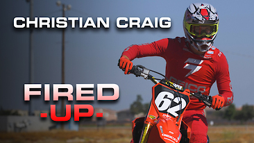 FIRED UP | Christian Craig