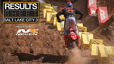 Results Sheet: Salt Lake City 3 Supercross