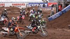 Salt Lake City 3 Supercross - 250 & 450 Highlights