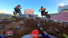 Onboard: Ken Roczen - Salt Lake City 4 Supercross