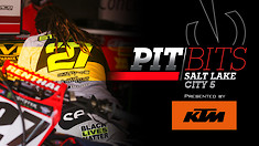 Vital MX Pit Bits: Salt Lake City 5