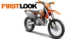 First Look: 2021 KTM Off-Road Model Range