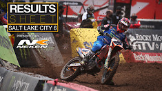 Results Sheet: Salt Lake City 6 Supercross