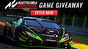 Assetto Corsa Competizione Game Giveaway