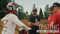 GEICO Honda: Testing in Utah with Christian Craig
