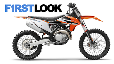 First Look: 2021 KTM Motocross and Cross Country Bikes