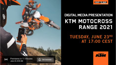 LIVE VIDEO: KTM Introduces 2021 MX/XC Range and All New Tuning App