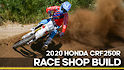 Race Shop Build: 2020 Honda CRF250R