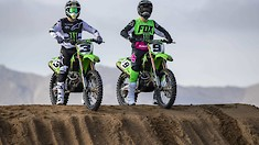 Eli Tomac and Adam Cianciarulo Return to Monster Energy Kawasaki for 2021