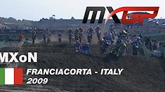 FIM Motocross des Nations History | MXdN 2009 (Italy)