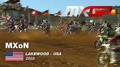 FIM Motocross des Nations History | MXdN 2010 (Lakewood, USA)