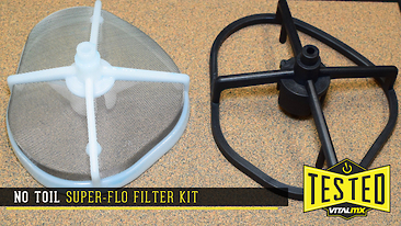 Tested: No Toil Super-Flo Filter Kit