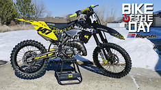 Bike Of The Day: 2005 Suzuki RM125