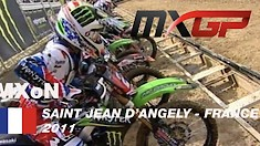 FIM Motocross des Nations History - Episode 12 | MXdN 2011 (France)
