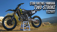 Star Racing Yamaha YZ250 Two-Stroke?