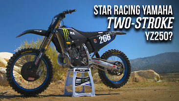 Star Racing Yamaha YZ250 Two-Stroke?