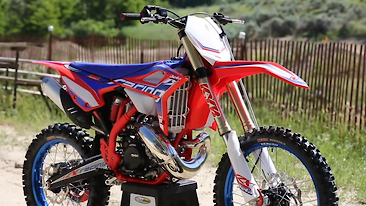 New Two-Stroke MXer | Beta 300 RX