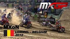 FIM Motocross des Nations History | MXdN 2012 (Belgium)