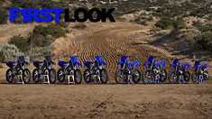First Look: 2021 Yamaha Motocross and Cross Country Bikes