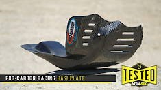 Tested: Pro-Carbon Racing Bashplate