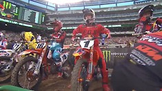 Throwback: 2017 East Rutherford Supercross 450 Main Event