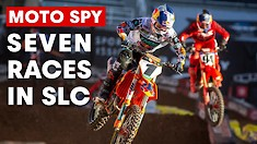 Moto Spy: Season 4, Episode 7 - 2020 SX Champs Decided in Salt Lake City