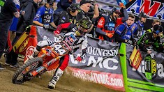 Throwback: 2017 Detroit Supercross 250 Main Event