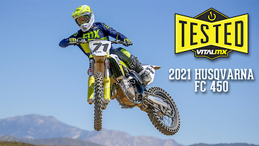 Bike Test: 2021 Husqvarna FC 450 Review
