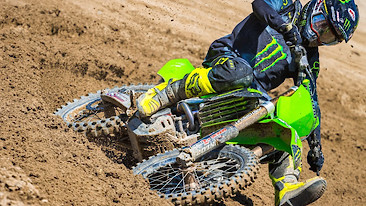 Mitchell Harrison and Darian Sanayei Join Monster Energy/Pro Circuit Kawasaki for Lucas Oil Pro Motocross Championship