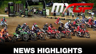 Video Highlights: MXGP of Latvia