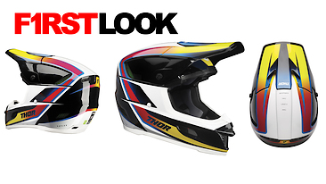 First Look: Thor Reflex Helmet and 2021 Motocross Gear