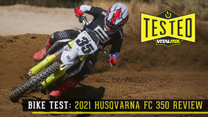Bike Test: 2021 Husqvarna FC 350