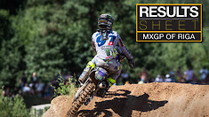 Results Sheet: MXGP of Riga