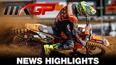 Video Highlights: MXGP of Riga