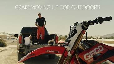 GEICO Honda Video: Christian Craig Moves Up for Outdoors