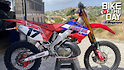 Bike Of The Day: 2002 Honda CR250
