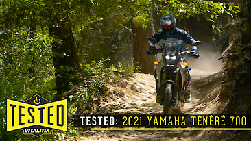 Tested: 2021 Yamaha Ténéré 700