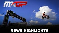 Video Highlights: MXGP of Kegums