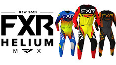 FXR Celebrates 25th Anniversary with Launch of 2021 Moto Collection
